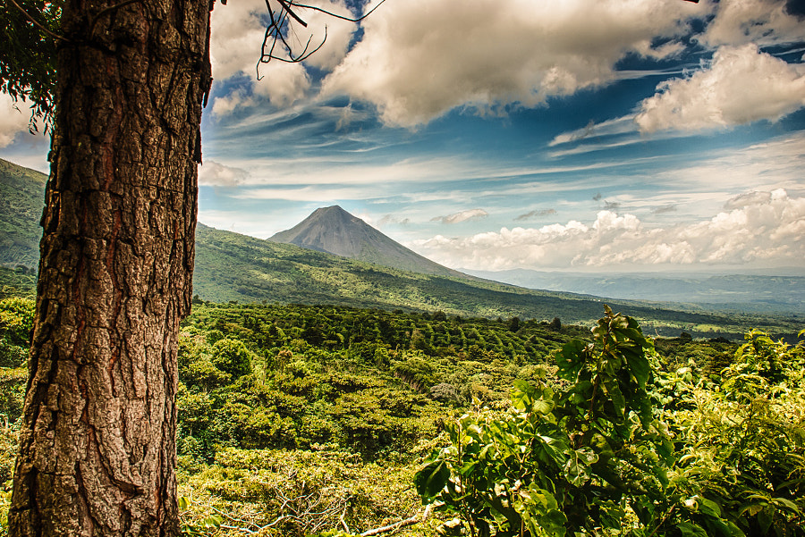 Photograph Izalco Volcano by Jose Vides on 500px