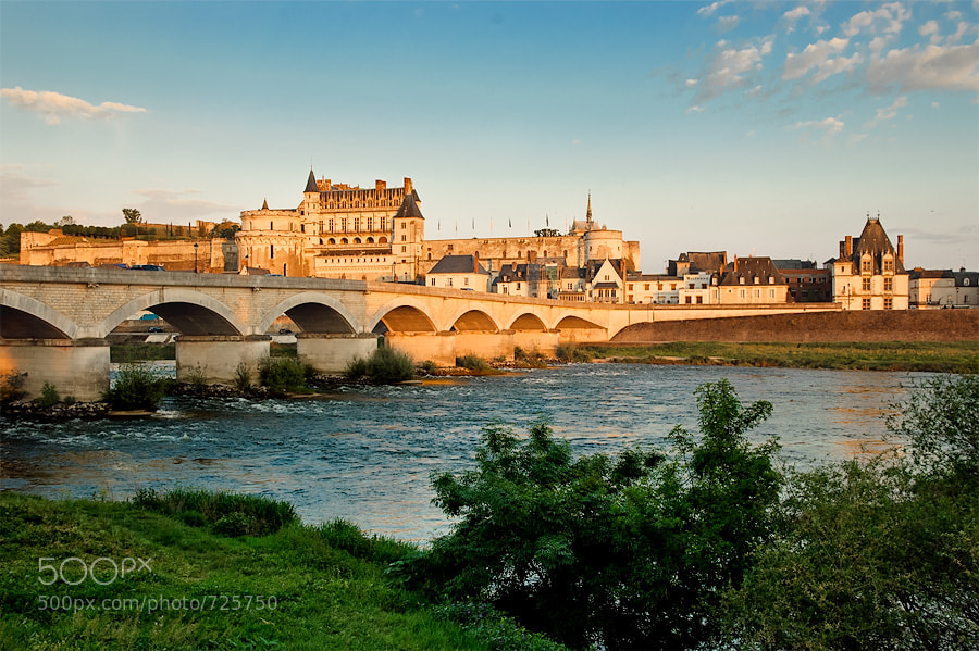 Photograph Amboise by Evgeny Markalev on 500px