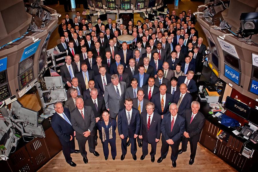 NYSE Amphenol Group Photo