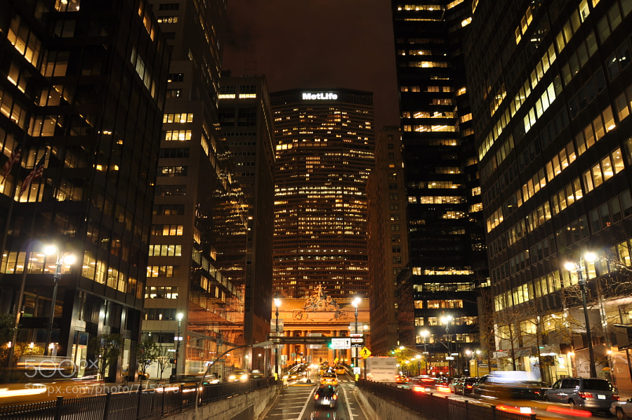 The grand central and the lights make this one a click worth saving..