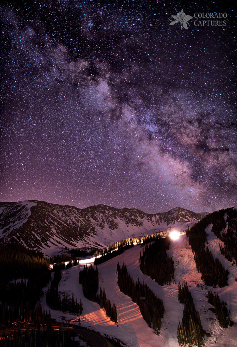 Photograph Starlight Mountain Ski Hill by Mike Berenson on 500px