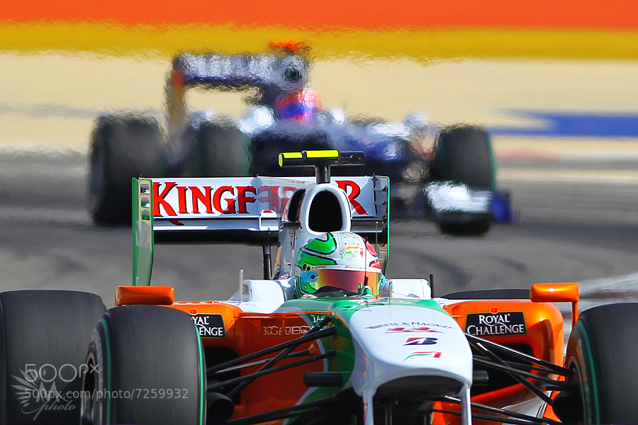 Photograph F1 Force India by Maitham AlMisry on 500px