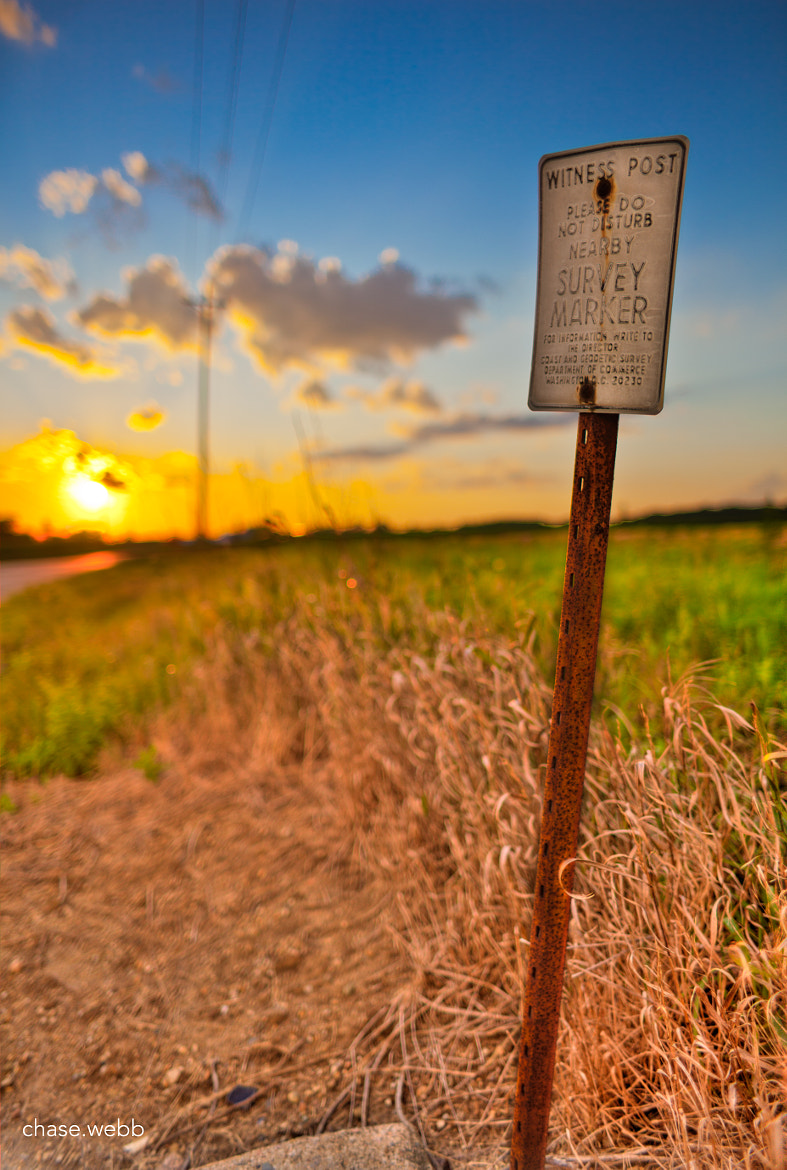 Photograph The Old Weathered Sign by Chase Webb on 500px