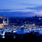 ������, ������: Golden Horn at Night