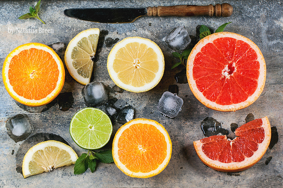 Citrus Fruits by Natasha Breen on 500px.com