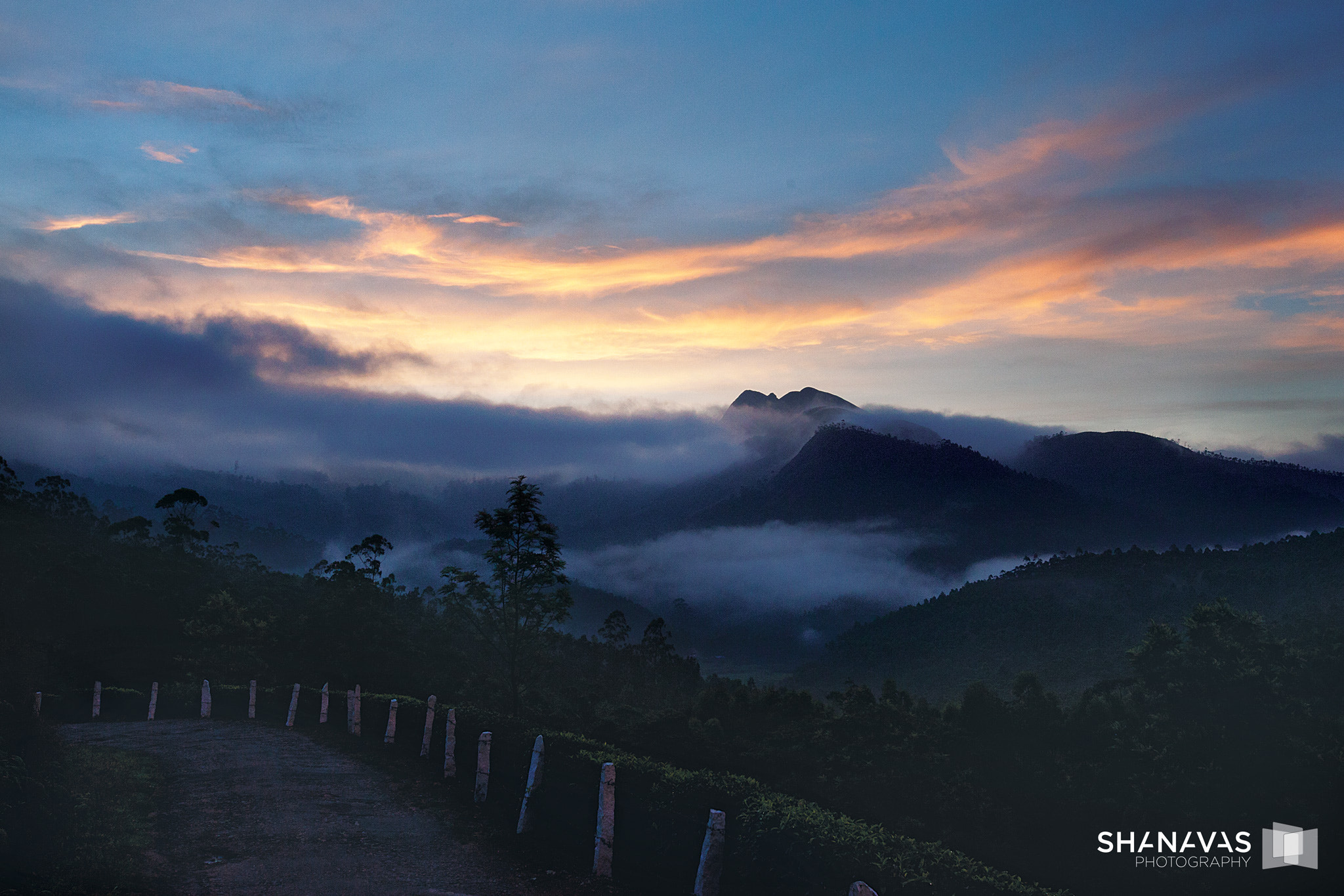 Photograph A walk in the clouds by Shanavas PN on 500px