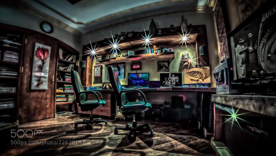 My Studio at home