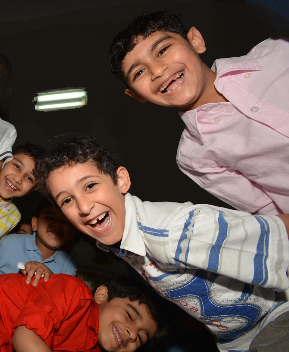 Photograph Funny boys by Saeed Nassri on 500px