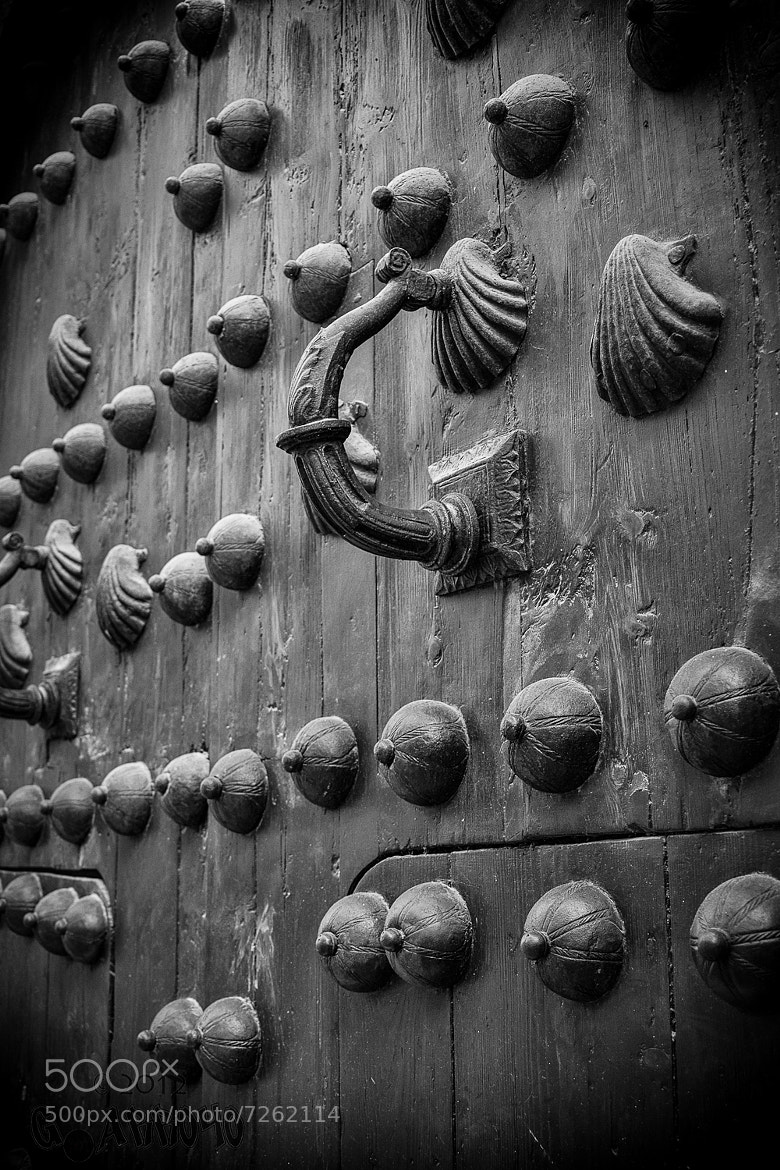 Photograph Malaga Door by Giovanni Arroyo on 500px