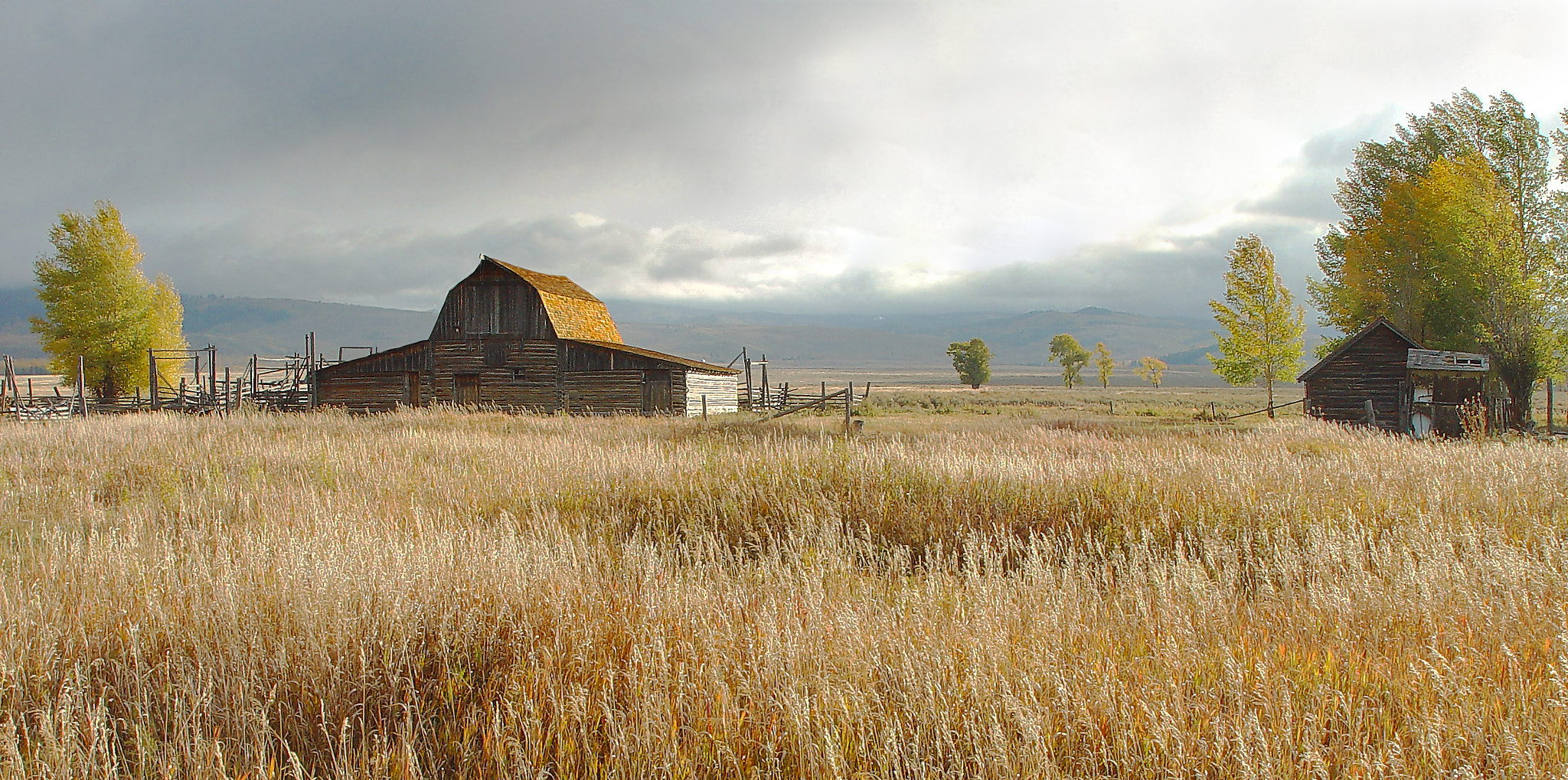 Photograph Barn In Morning Light by Stan Petersen on 500px
