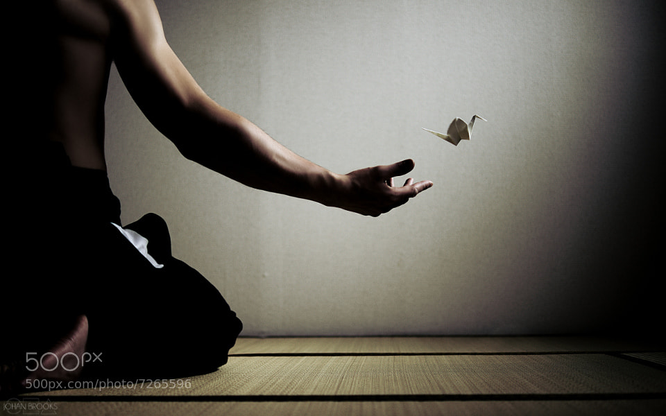 Photograph Letting go by Johan Brooks on 500px