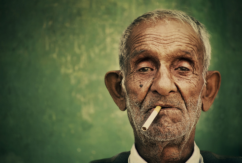 Photograph An old man by Silvia S. on 500px