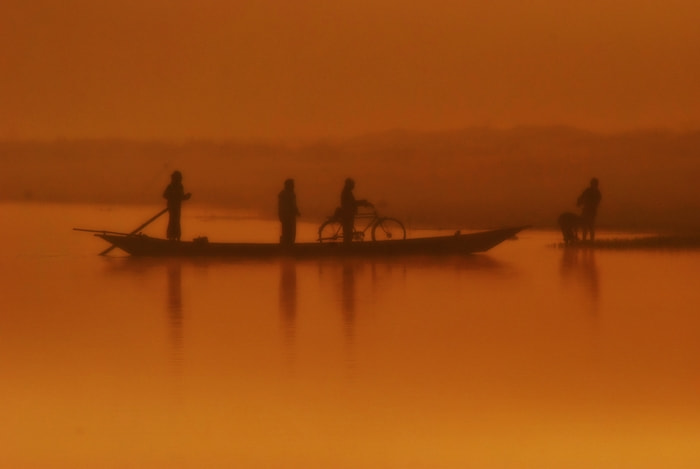 Photograph a winter morning  by raihan sayeed on 500px