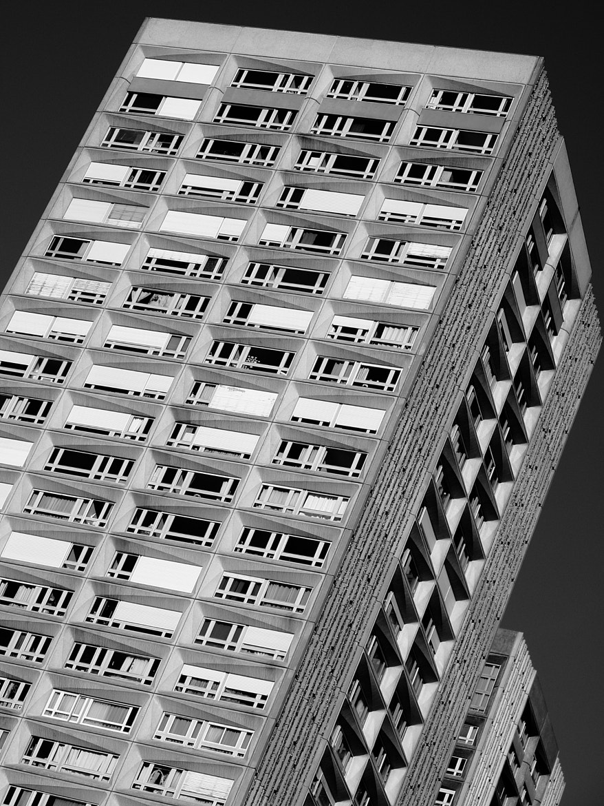 Photograph Block of flats by Ahmed M on 500px