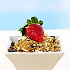Постер, плакат: Breakfast granola cereal