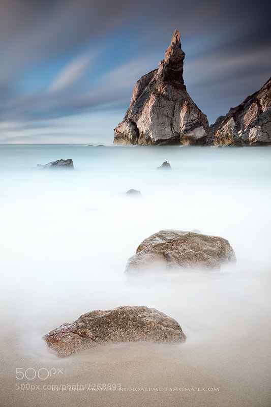 Photograph Where the land ends and sea begins by Nuno Mota on 500px