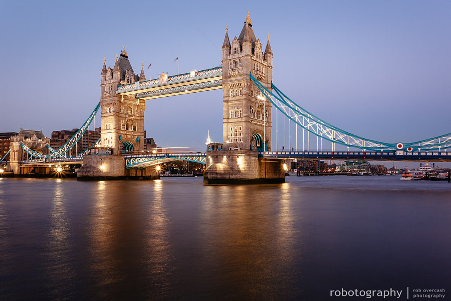 Thames bling