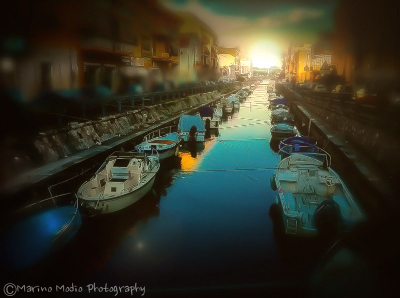Photograph Porto di Terracina by Marino Modio on 500px