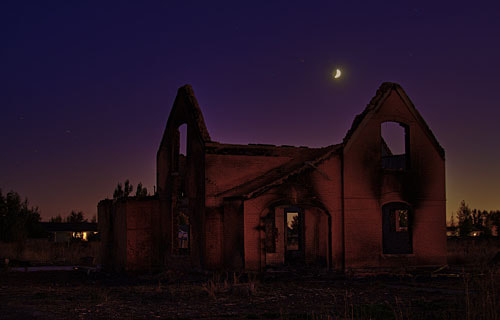 Photograph Burnt Out by Stan Petersen on 500px