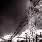 Постер, плакат: Newport Transporter Bridge