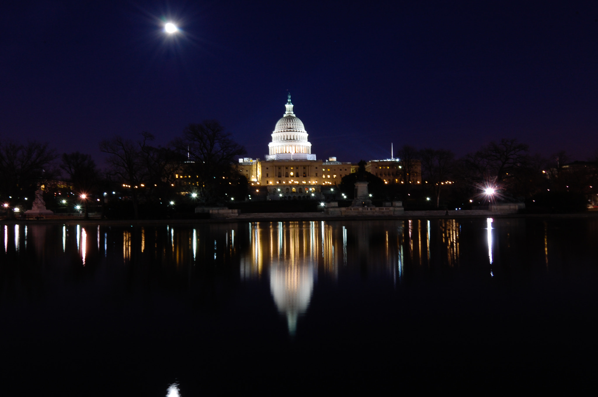 Photograph Capitol by Deepak Makarla on 500px
