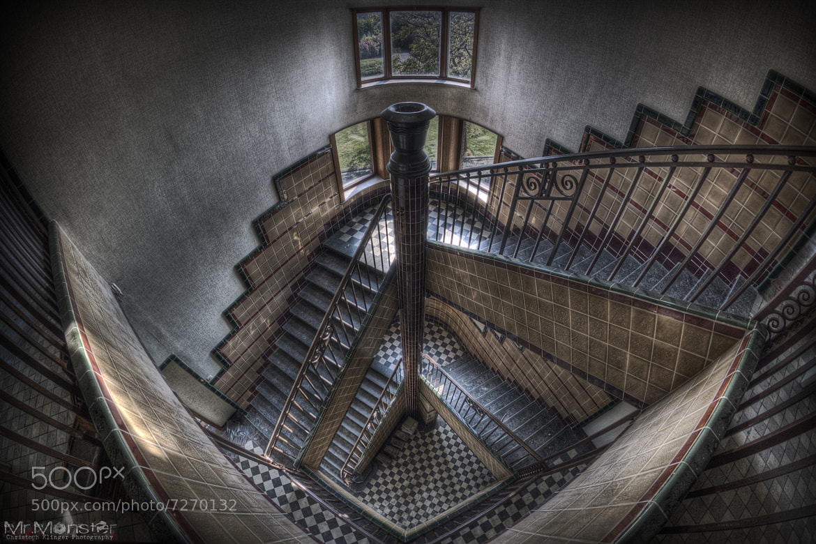 Photograph psy stairs by Christoph Klinger on 500px