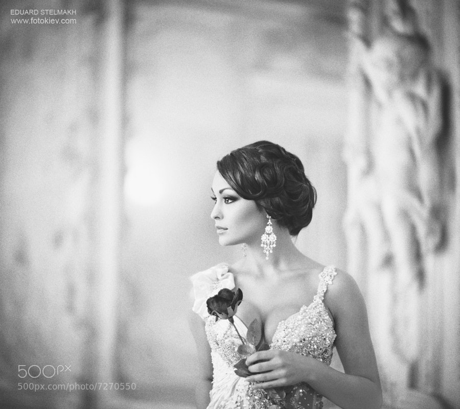 WEDDING PORTRAIT by Eduard Stelmakh