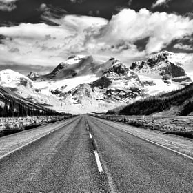 Icefields Ansel by Jeff Clow (jeffclow) on 500px.com