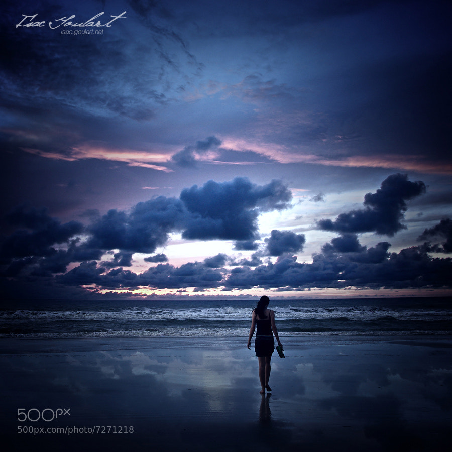 Photograph Walk in the Light by Isac Goulart on 500px