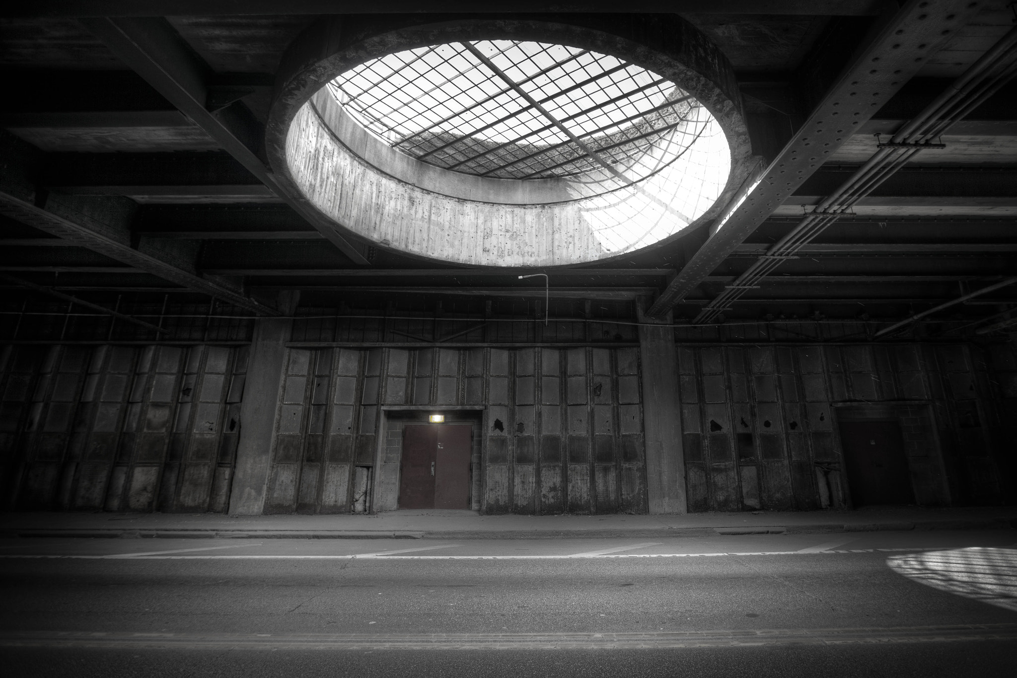 Photograph Union Terminal Underbelly by Nick Dewald on 500px