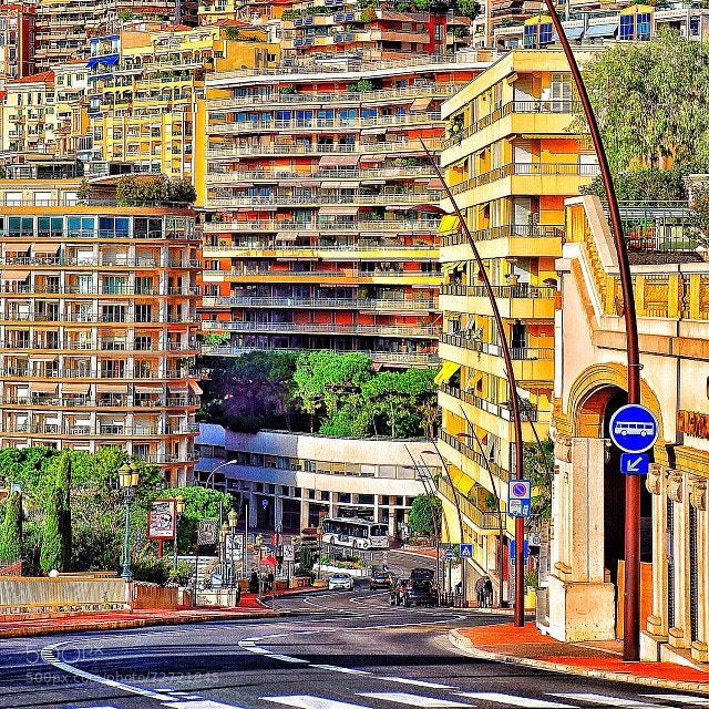 Monaco by UgurKupeli