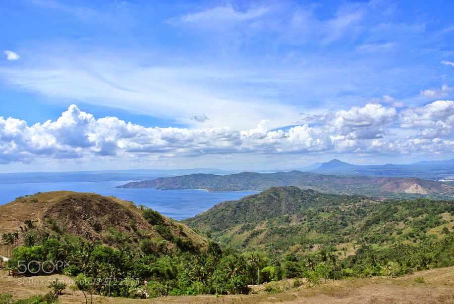 Photograph View from Mt. Gulugod Baboy by Bennie Jay Guevarra on 500px
