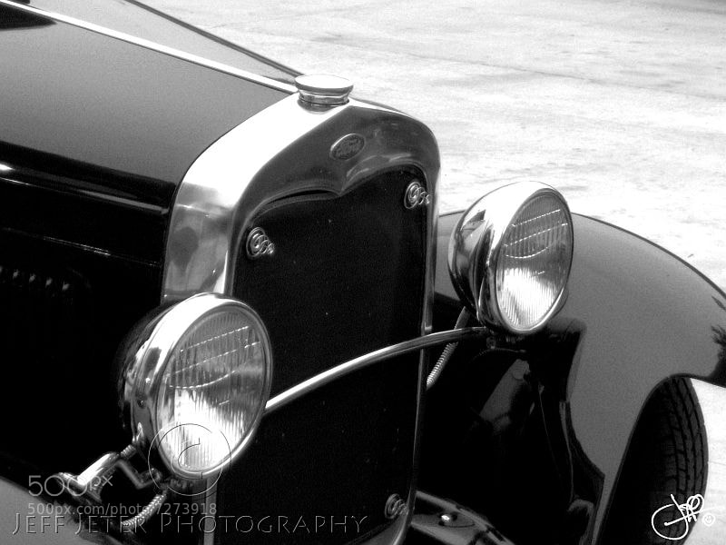 Photograph 1930 Ford by Jeff Jeter on 500px