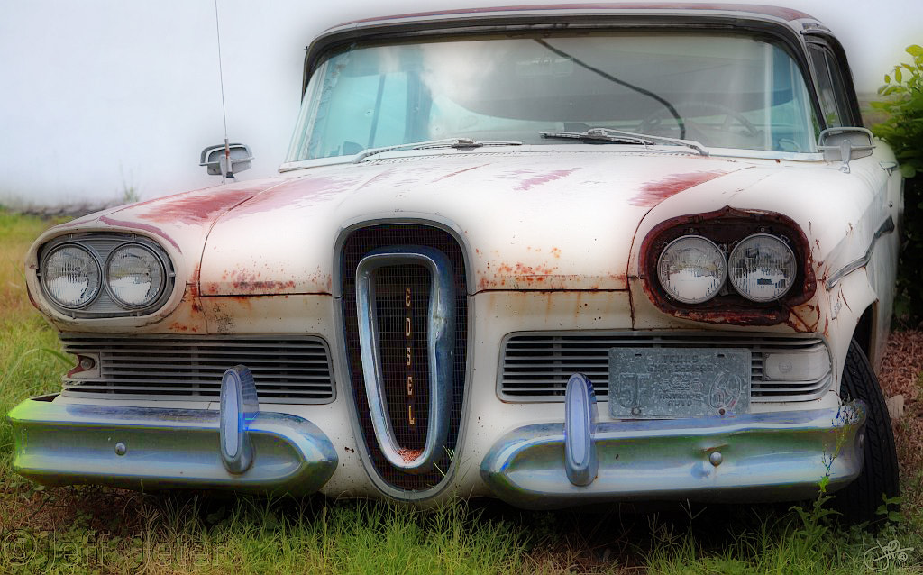Photograph 1958 Ford Edsel Citation by Jeff Jeter on 500px
