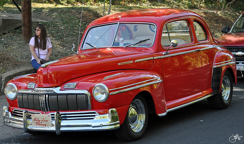 Photograph 1947 Mercury Coupe by Jeff Jeter on 500px
