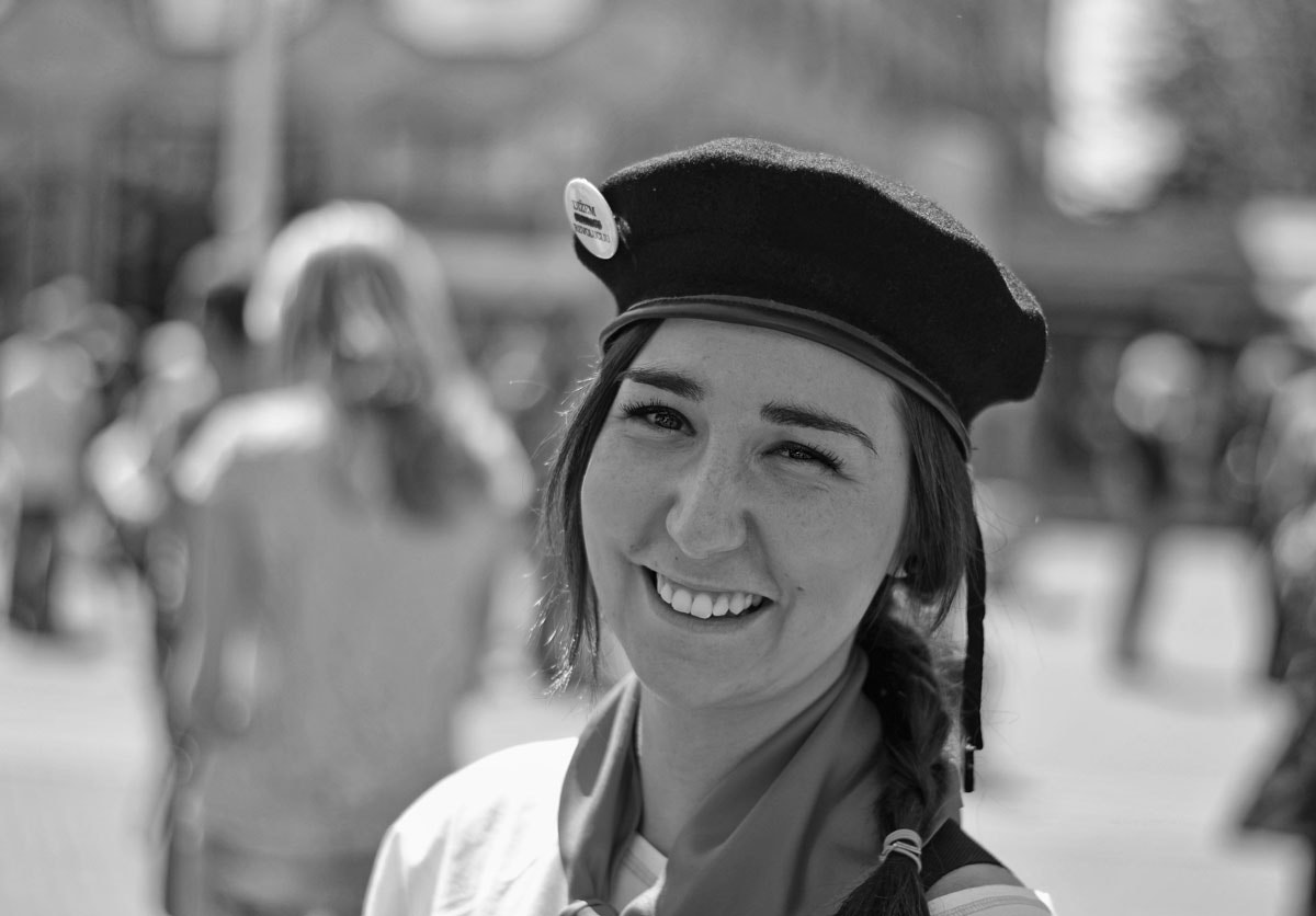 Photograph Girl-scout by Teo Gasparovic on 500px