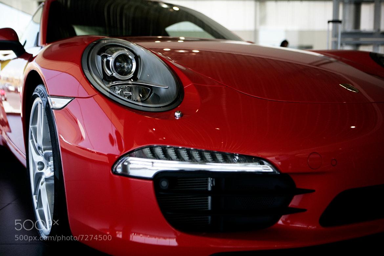 Photograph Porsche-2 by Cristobal Garciaferro Rubio on 500px