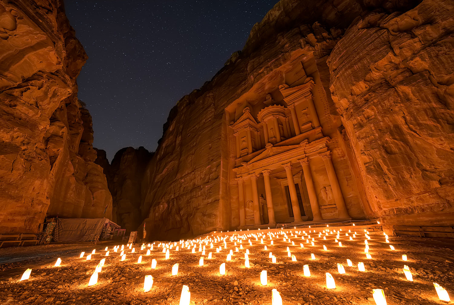 Petra by night by conor macneill photo 72751293 500px