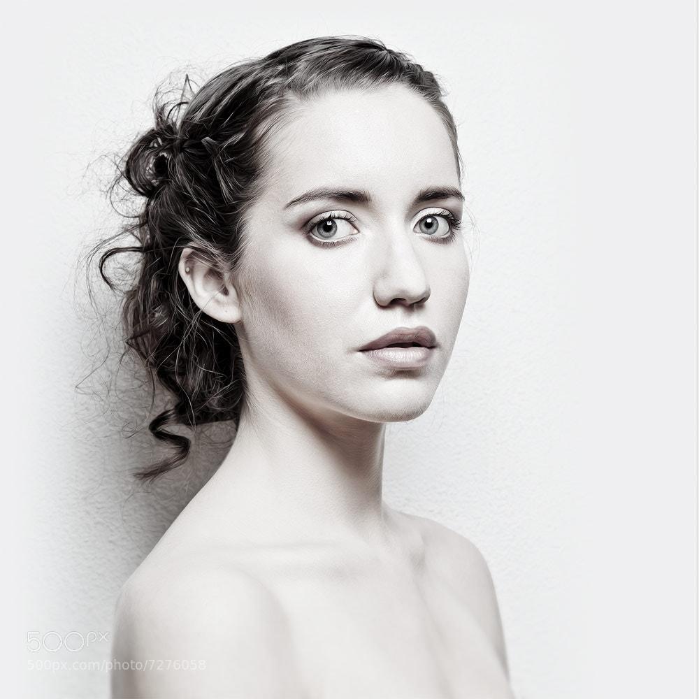 Photograph Célia by Pierre Beteille on 500px
