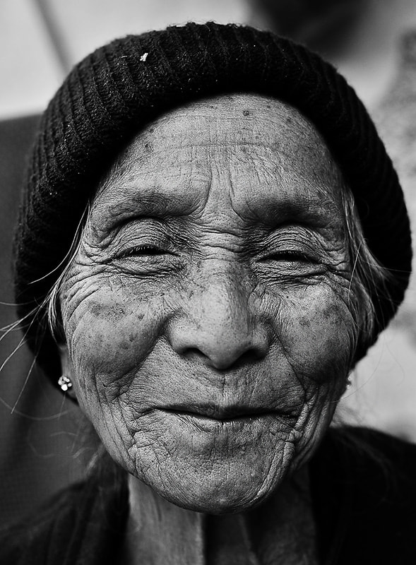 Photograph The old smile . by Chonlatid Deesara on 500px