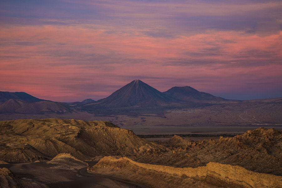 Photograph Moon valley by Hose  Benasco on 500px
