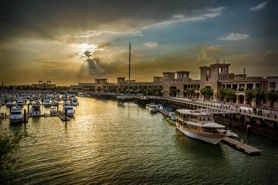 Souq Sharq by Ahmad ALBAGHLI on 500px.com