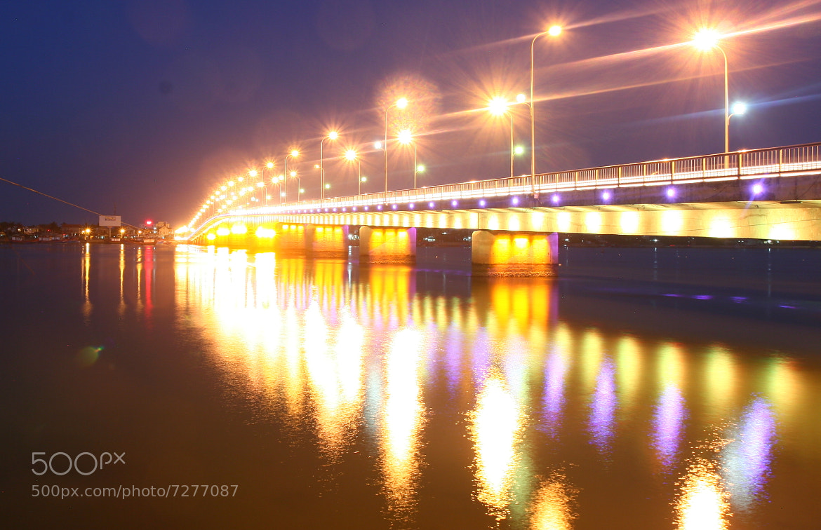 Photograph Nhat Le Bridge by Bùi Hải on 500px