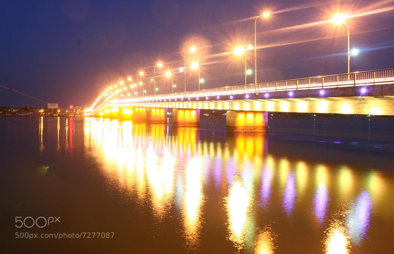 Photograph Nhat Le Bridge by Bùi Hải on 500px