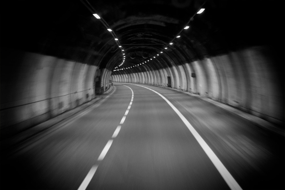 Photograph In to the Tunell by Robertas Subačius on 500px