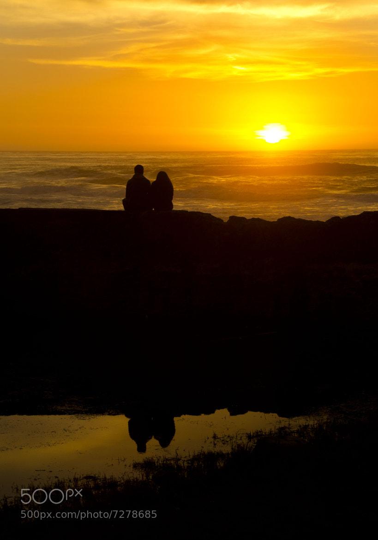 Photograph Sunset Love by Jaypee Verdaguer on 500px