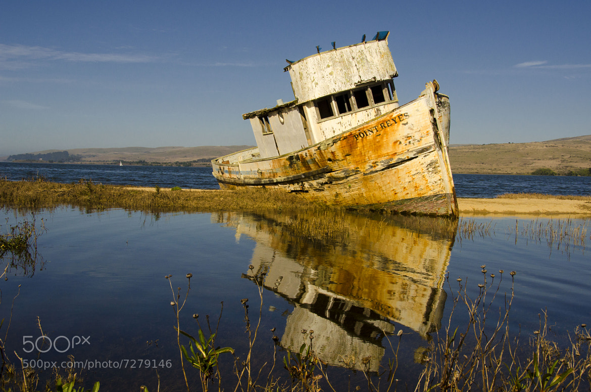 Photograph Shipwreck of Point Reyes by Jaypee Verdaguer on 500px