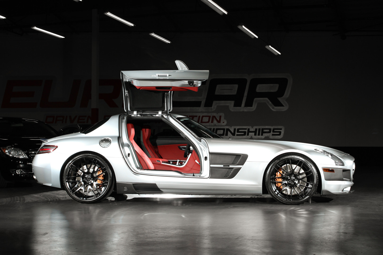 Photograph Brabus Mercedes SLS AMG by Philip Tieu on 500px