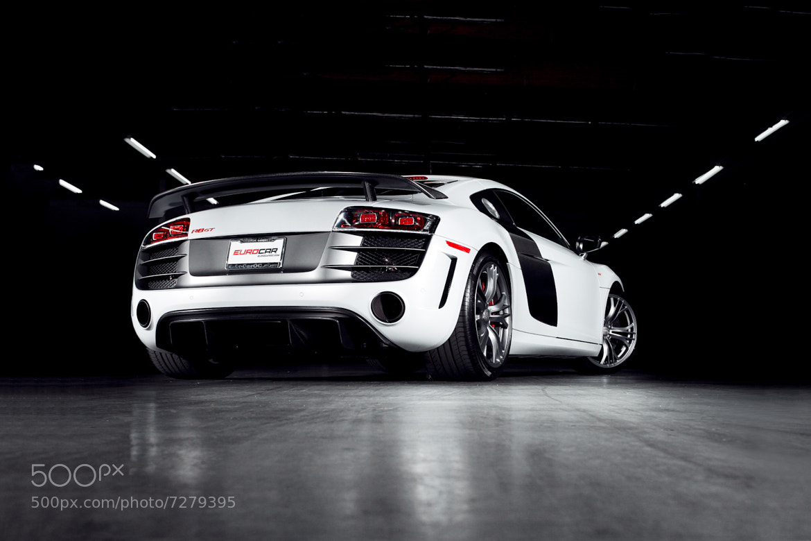 Photograph Audi R8 GT by Philip Tieu on 500px