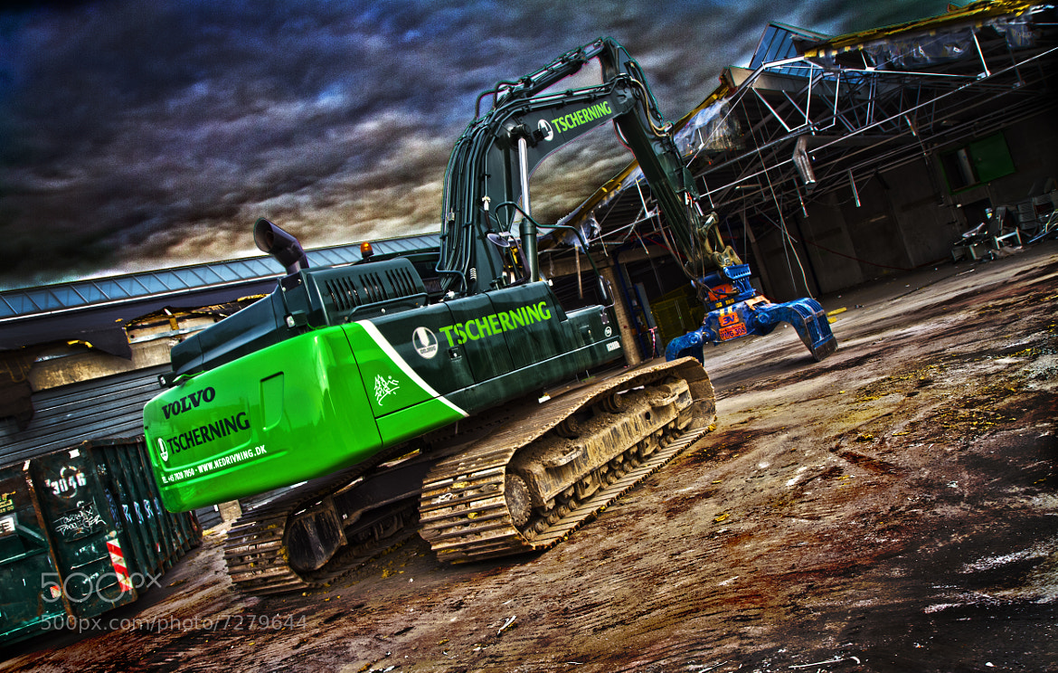 Photograph autobots GO by Thomas Frøde on 500px